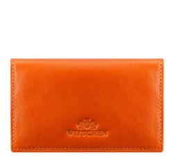 Pouzdro na vizitky, oranžová, 21-2-052-6, Obrázek 1