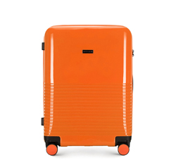Střední zavazadlo, oranžová, 56-3H-572-55, Obrázek 1