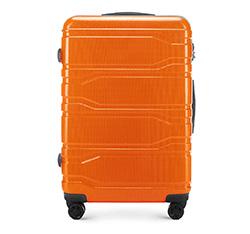 Velký cestovní kufr, oranžová, 56-3P-883-55, Obrázek 1