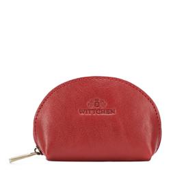 Érme pénztárca, piros, 21-2-032-3, Fénykép 1