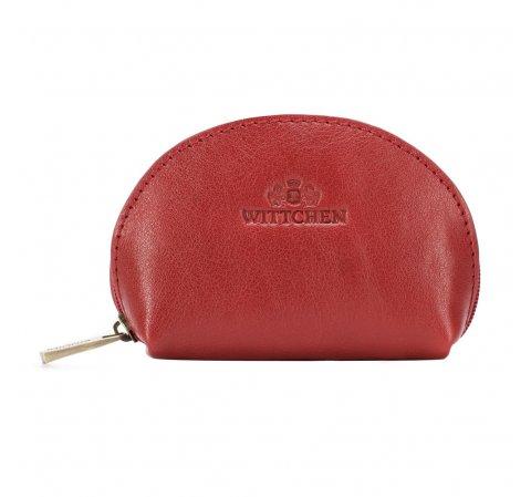 Érme pénztárca, piros, 21-2-032-1, Fénykép 1