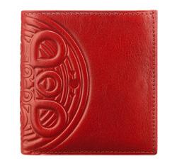 Pénztárca, piros fekete, 04-1-065-31, Fénykép 1