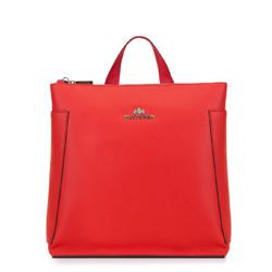 Női hátizsák, piros, 89-4-705-3, Fénykép 1