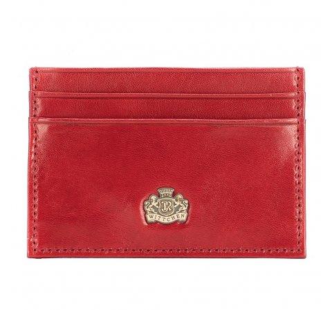 Bankkártya tartók, piros, 10-2-038-1, Fénykép 1