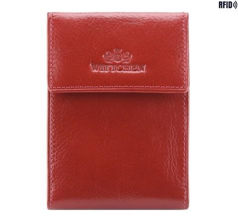 Bankkártya tartók, piros, 21-2-011-L1, Fénykép 1