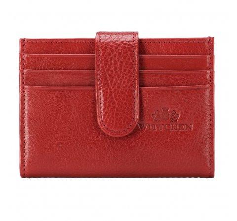 Bankkártya tartók, piros, 21-2-027-L3, Fénykép 1