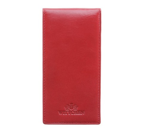 Bankkártya tartók, piros, 14-2-170-41, Fénykép 1
