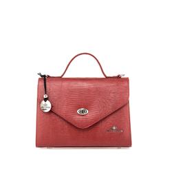 Női táska, piros, 15-4-063-3J, Fénykép 1
