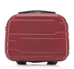 Kozmetikai táska, piros, 56-3P-984-31, Fénykép 1