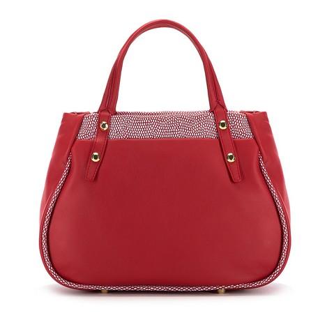 Női táska, piros, 82-4E-011-1, Fénykép 1