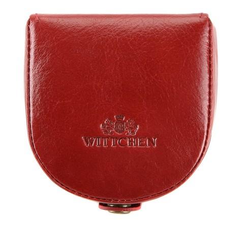 Patkó pénztárca, piros, 21-2-156-3, Fénykép 1