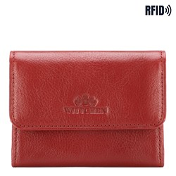 Pénztárca, piros, 21-1-034-L3, Fénykép 1