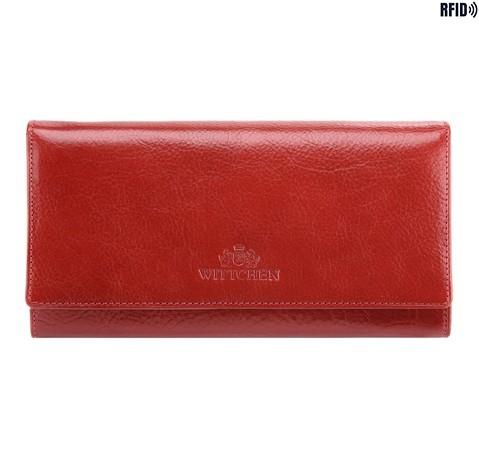 Pénztárca, piros, 21-1-052-L3, Fénykép 1