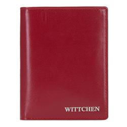 Pénztárca, piros, 26-1-437-3, Fénykép 1