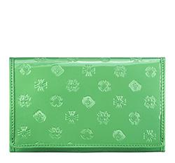 pénztárca, Pisztácia zöld, 34-1-081-MM, Fénykép 1