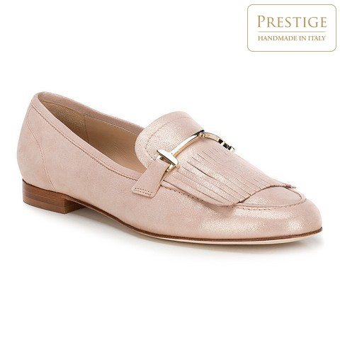 Női cipő, por rózsaszín, 88-D-102-P-41, Fénykép 1
