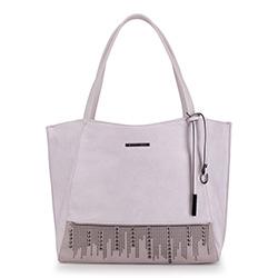 Shopper-Tasche, puderrosa, 88-4Y-414-0, Bild 1