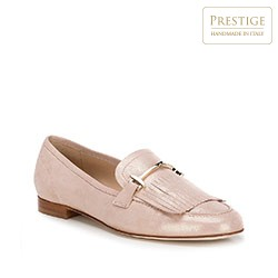 Dámské boty, púdrová ružová, 88-D-102-P-39_5, Obrázek 1