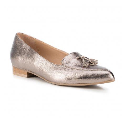 Női cipő, réz, 88-D-703-8-37, Fénykép 1