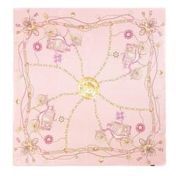 Damen Schal, rosa, 86-7D-S22-X06, Bild 1