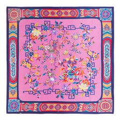 Damen Schal, rosa, 87-7D-S21-X2, Bild 1