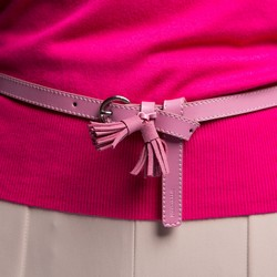 Damengürtel, rosa, 86-8D-311-P-M, Bild 1