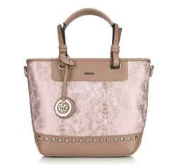 Einkaufstasche, rosa, 87-4Y-769-P, Bild 1