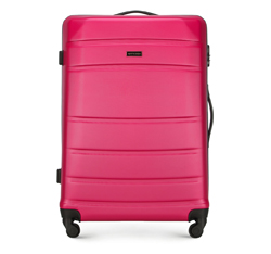 Großer Koffer, rosa, 56-3A-653-34, Bild 1