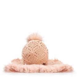 Kamin setzen + Hut, rosa, 87-SF-004-P, Bild 1