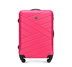 Mittelgroßer Koffer, rosa, 56-3A-302-35, Bild 1