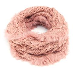 Schlauchschal, rosa, 85-7F-004-P, Bild 1