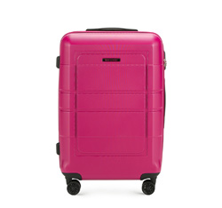 Mittlerer Koffer, rosa, 56-3H-542-60, Bild 1