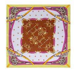 Frauen Halstuch, rosa-weiß, 86-7D-S13-X7, Bild 1