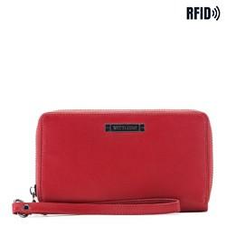 Brieftasche, rot, 26-1-428-3, Bild 1