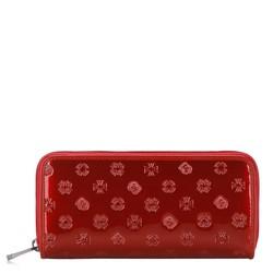 Brieftasche, rot, 34-1-393-3SM, Bild 1