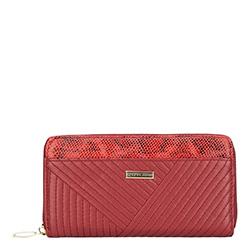 Brieftasche, rot, 87-1Y-551-3, Bild 1