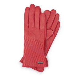 Damenhandschuhe, rot, 39-6-567-2T-S, Bild 1
