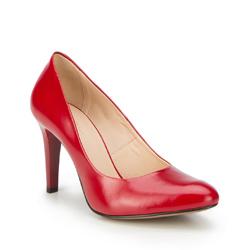 Damenschuhe, rot, 87-D-207-3-36, Bild 1