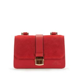 Damentasche, rot, 86-4E-409-3, Bild 1
