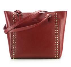 Einkaufstasche, rot, 85-4E-450-3, Bild 1