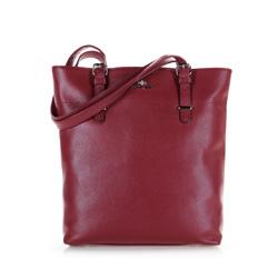 Einkaufstasche, rot, 85-4E-457-3, Bild 1
