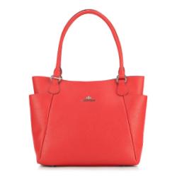 Einkaufstasche, rot, 87-4E-425-3, Bild 1