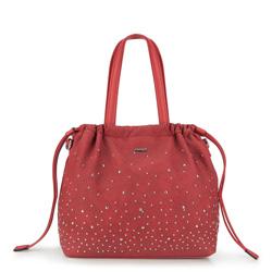 Einkaufstasche, rot, 87-4Y-350-3, Bild 1