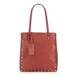 Einkaufstasche, rot, 87-4Y-560-3, Bild 1