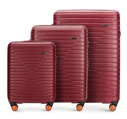 Gepäcksatz, rot, 56-3A-45S-30, Bild 1