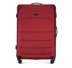 Großer Koffer, rot, 56-3A-653-35, Bild 1