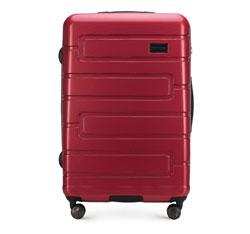 Großer Koffer, rot, 56-3P-833-30, Bild 1
