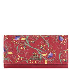 Brieftasche, rot grün, 14-1S-087-3X, Bild 1