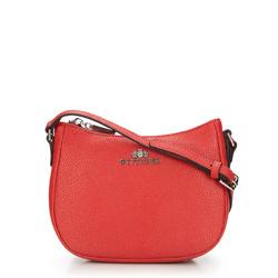 Handtasche, Umhängetasche, rot, 87-4E-426-3, Bild 1