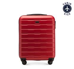 Kleiner Koffer, rot, 56-3A-381-30, Bild 1